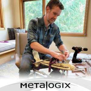 Dr. Craig Clifford uses Metalogix Revolution External Plating System